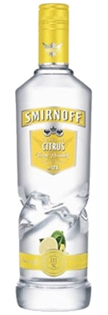 Smirnoff Vodka Citrus 1.00l